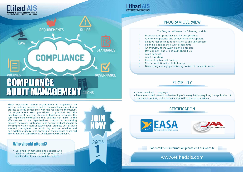 Compliance Audit Management