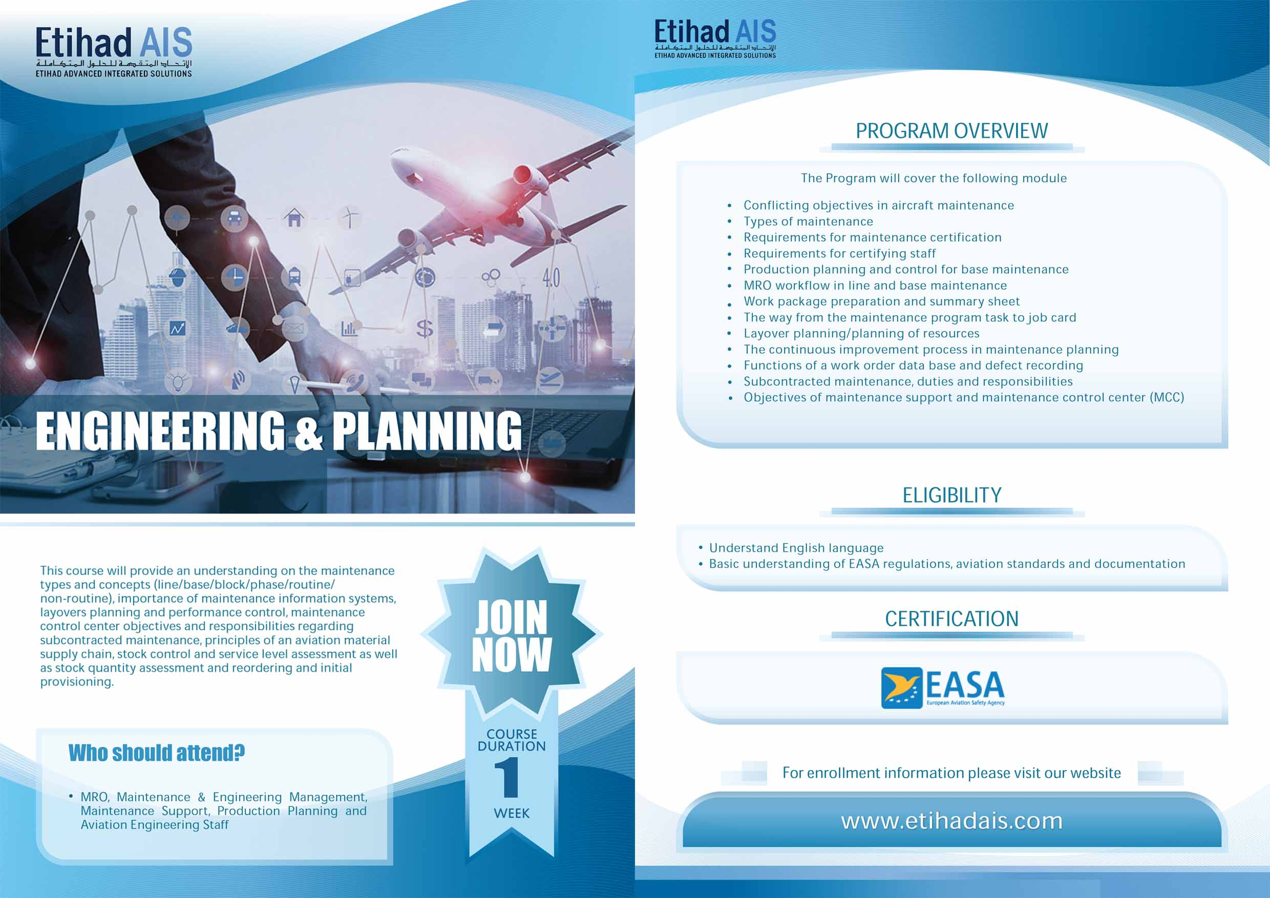 Engineering & Planning