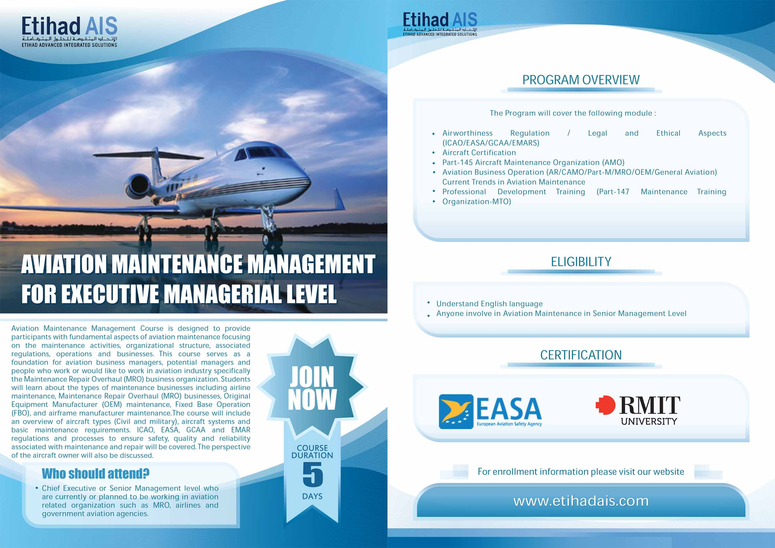 aviation Maintenance for Executive